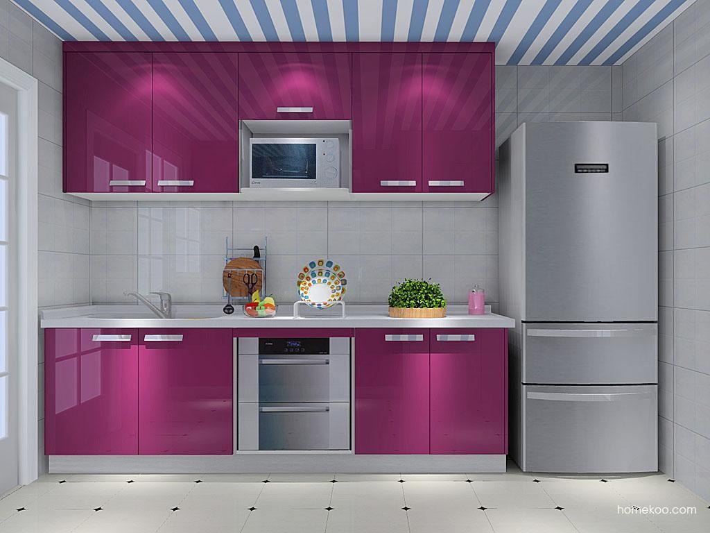 紫晶魅影橱柜F7603