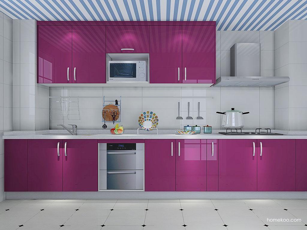 紫晶魅影橱柜F7608