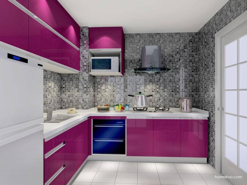 紫晶魅影橱柜F7611