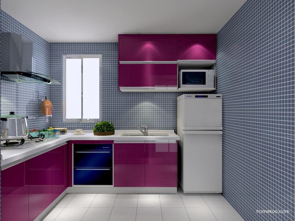紫晶魅影橱柜F7614