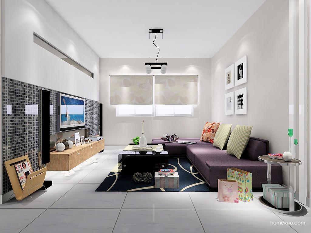 新实用主义客厅家具D7116