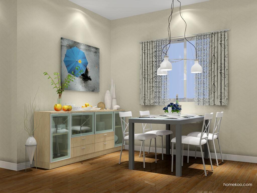 新实用主义餐厅家具E1918