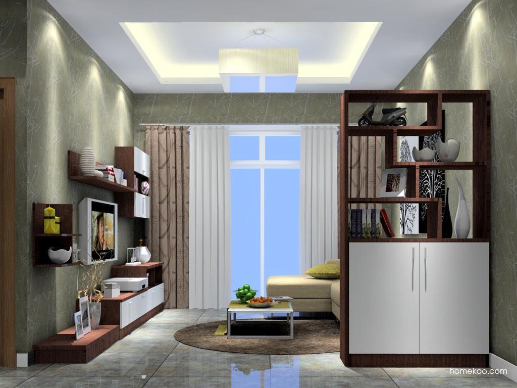 新实用主义客厅家具D7117