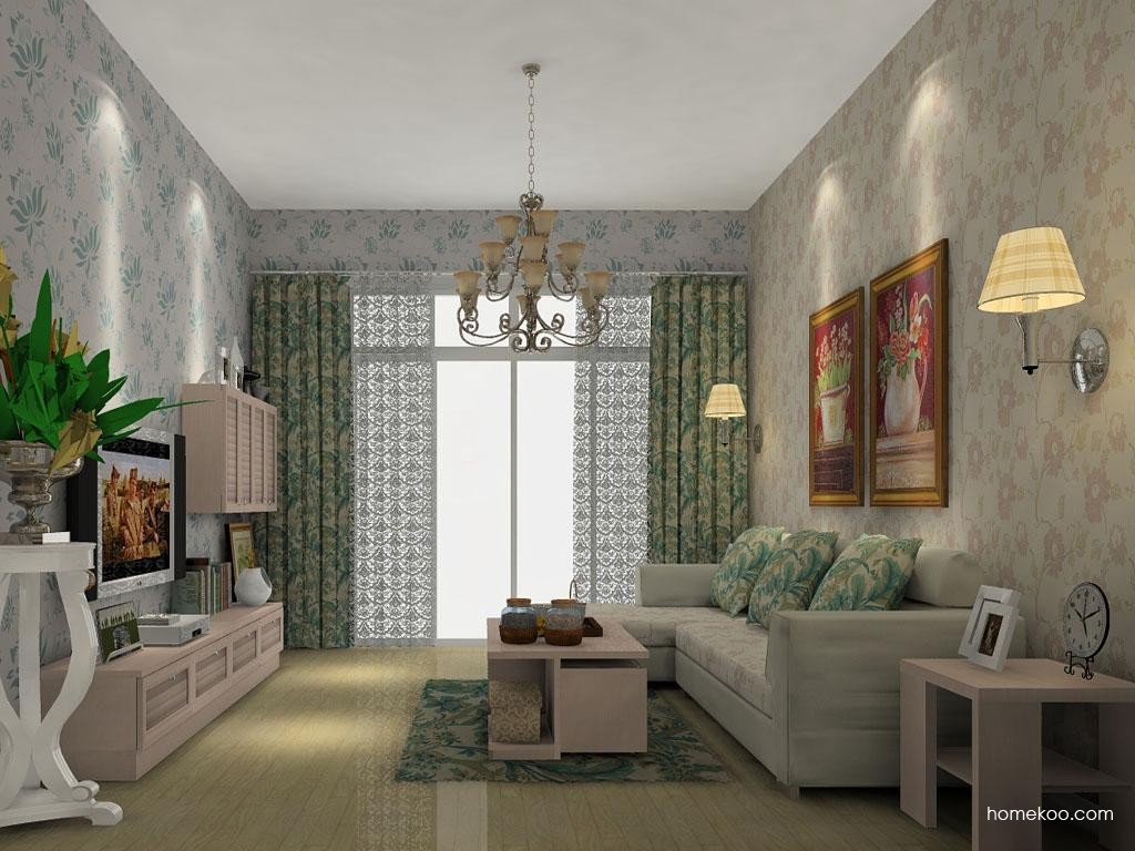 北欧阳光客厅家具D7129