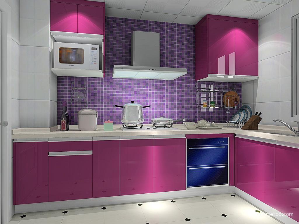 紫晶魅影橱柜F7671