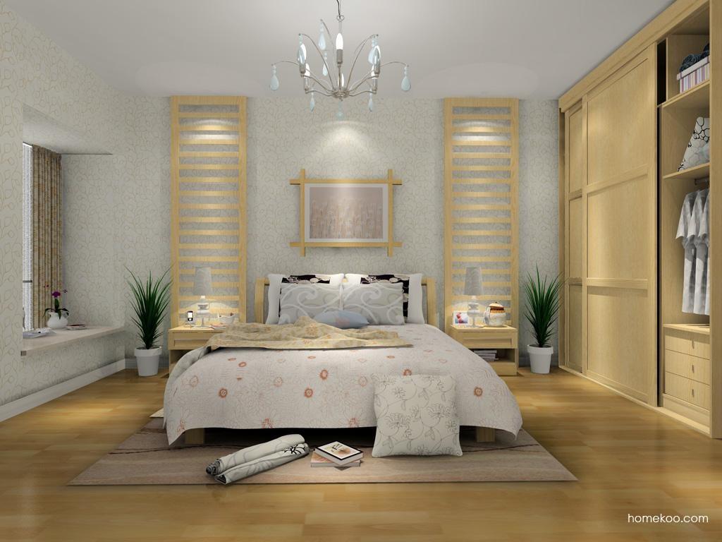 丹麦本色卧房家具A7521