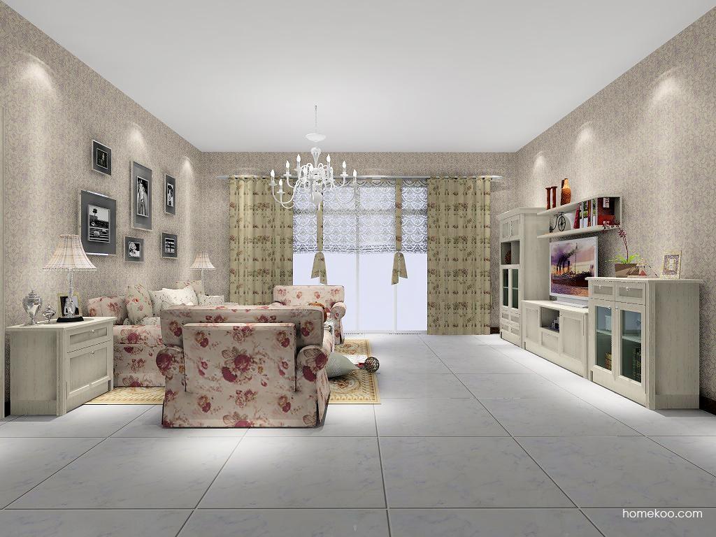 英伦印象客厅家具D7131