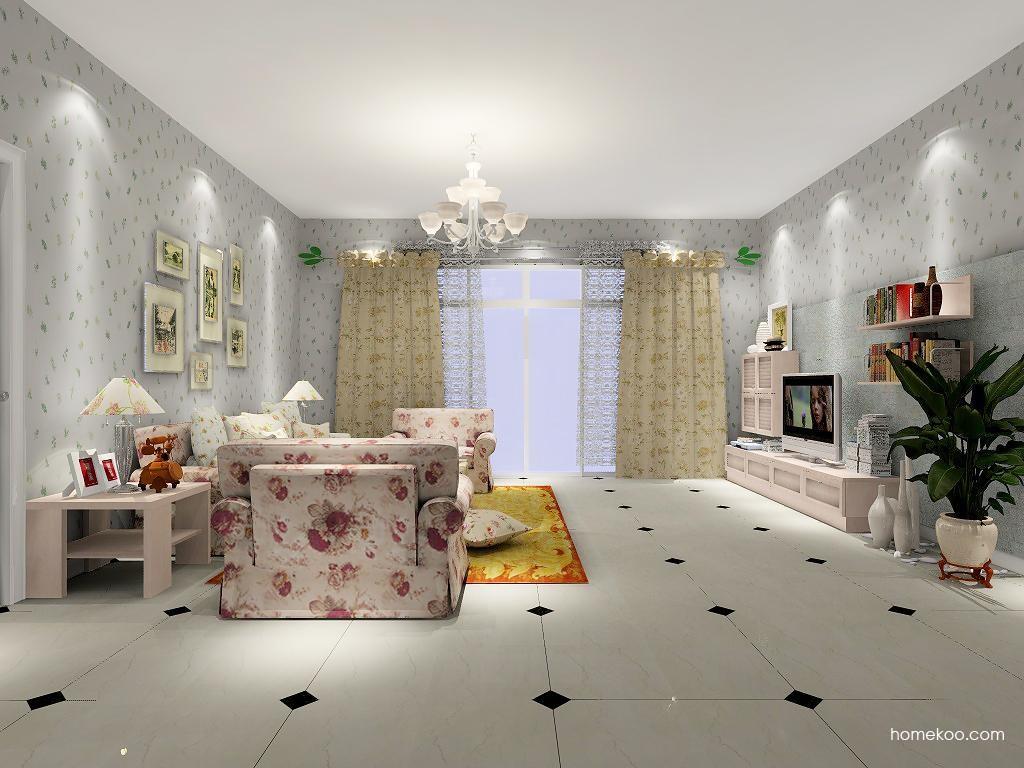 北欧阳光客厅家具D7130
