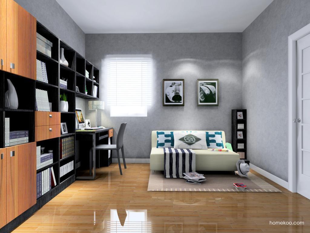 德国森林书房家具C4431