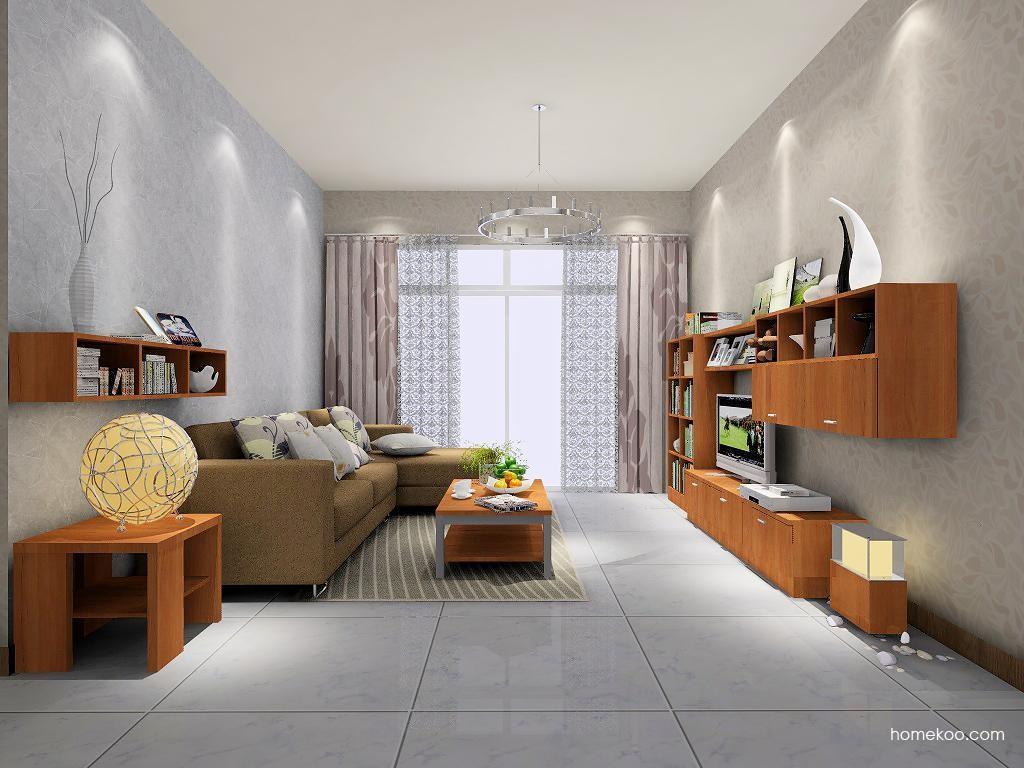 新实用主义客厅家具D7135