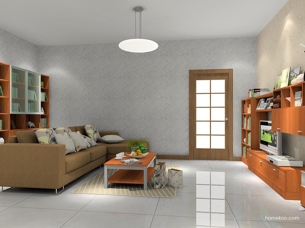 新实用主义客厅家具D7141