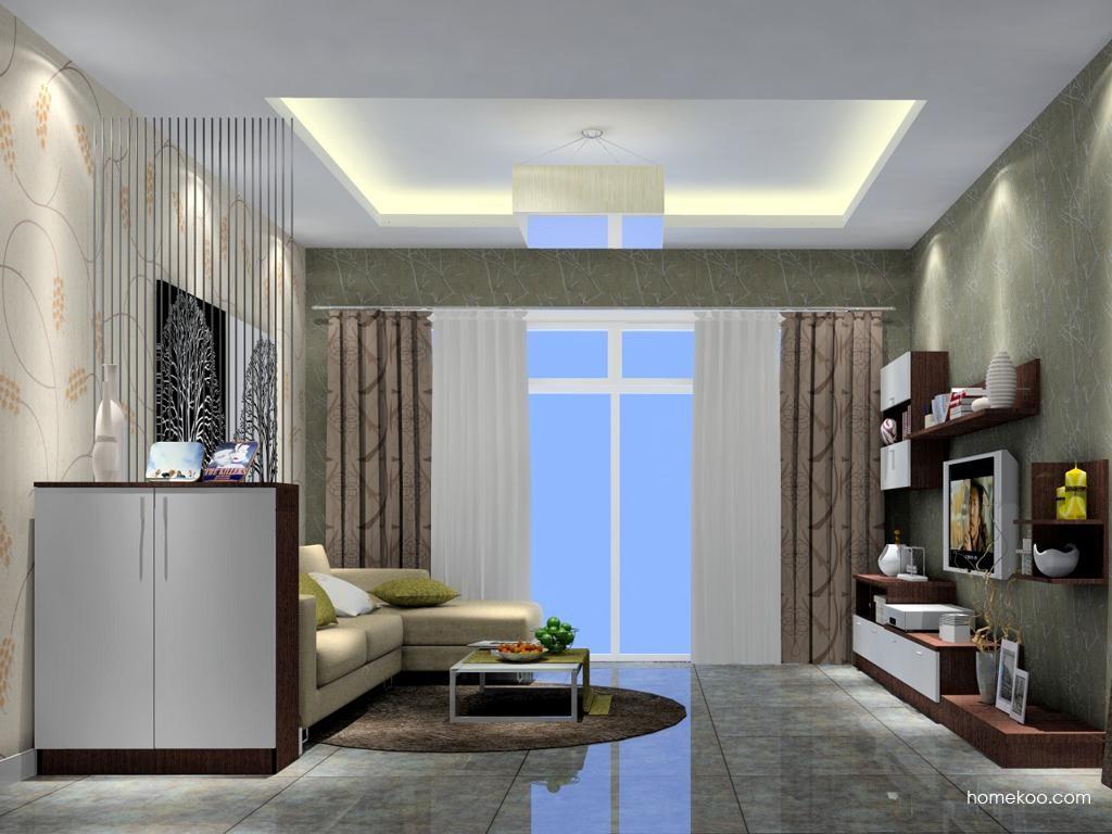 新实用主义客厅家具D7139