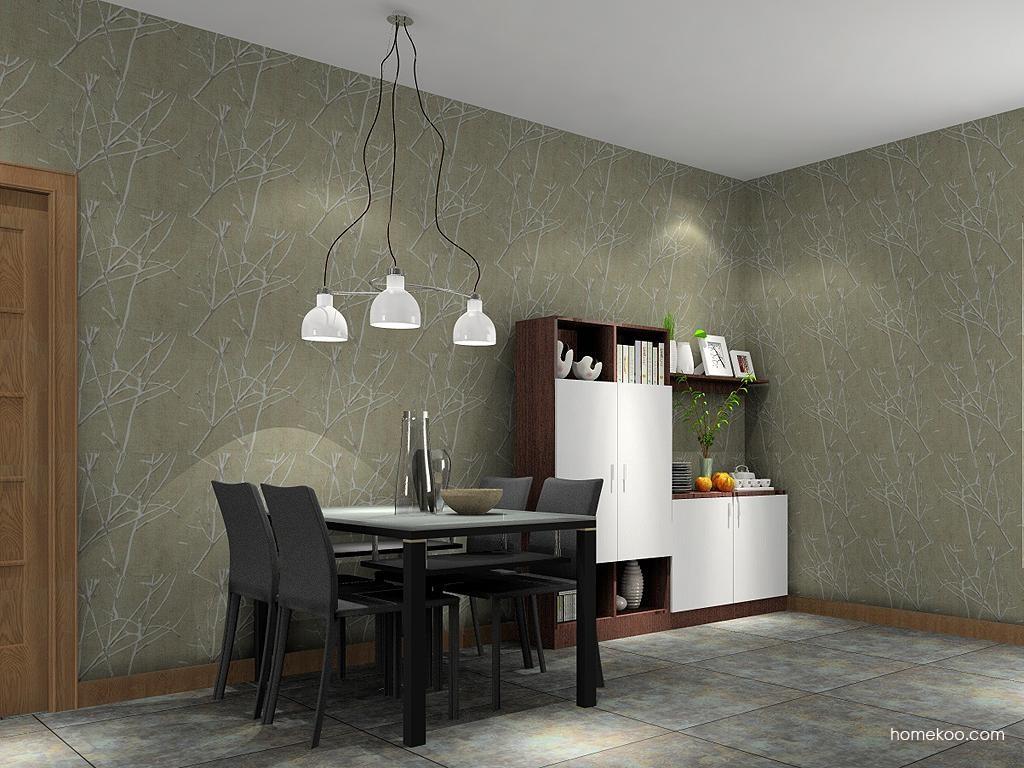 新实用主义餐厅家具E1943