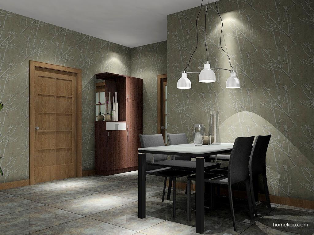 新实用主义餐厅家具E1947