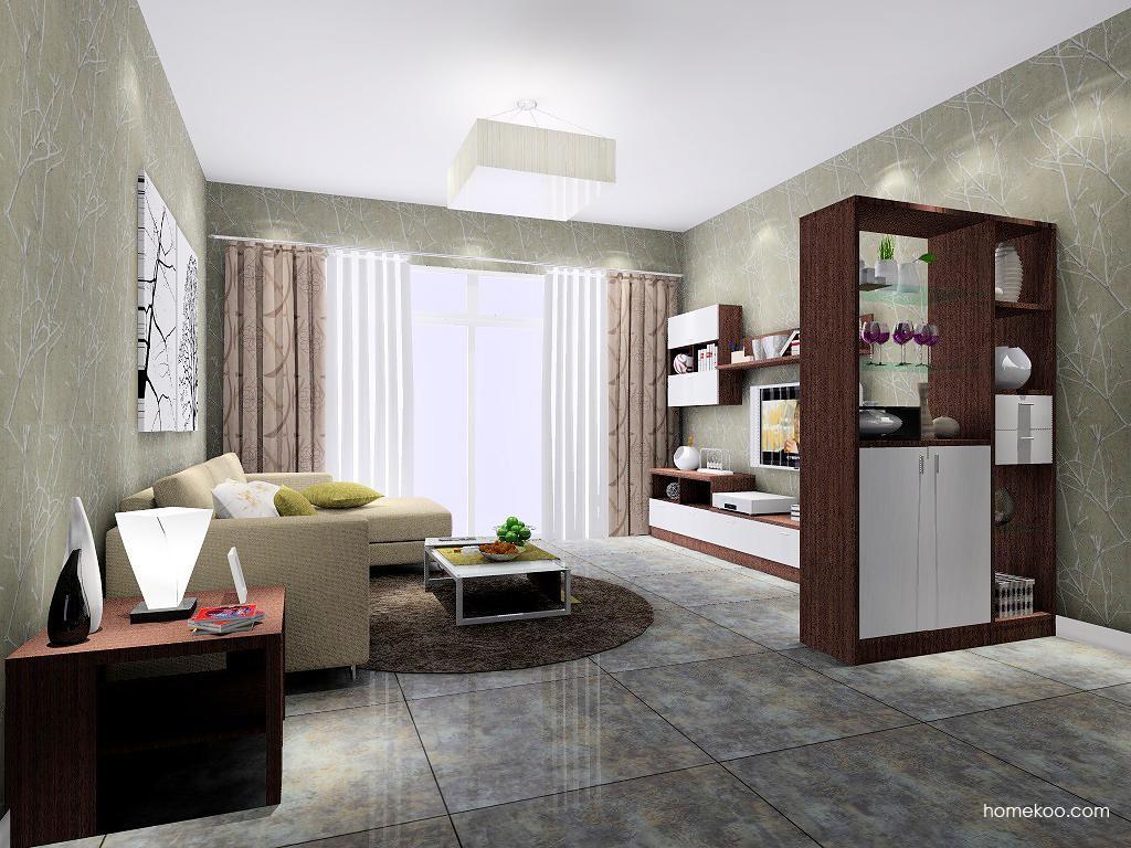 新实用主义客厅家具D7151