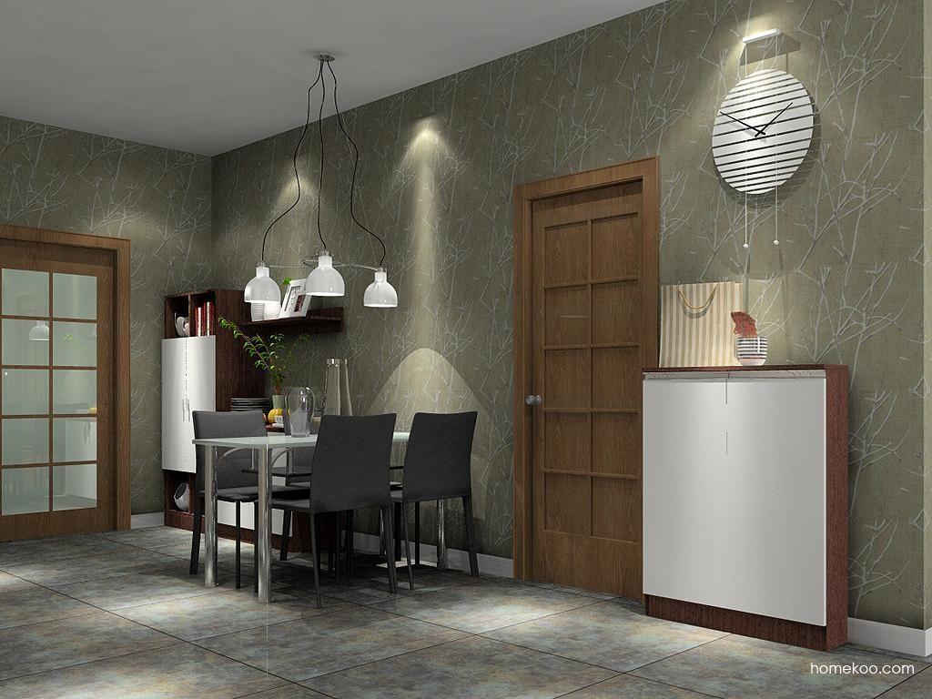 新实用主义餐厅家具E1946