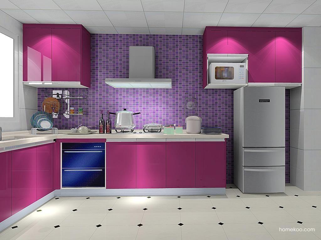 紫晶魅影橱柜F7715