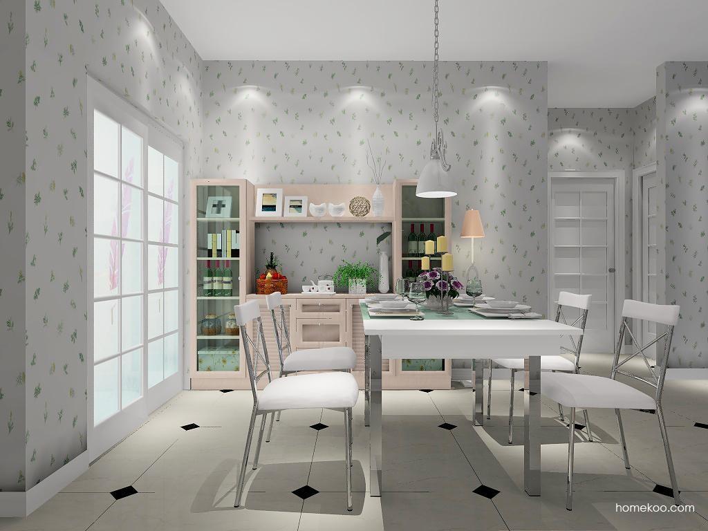 北欧阳光餐厅家具E1954