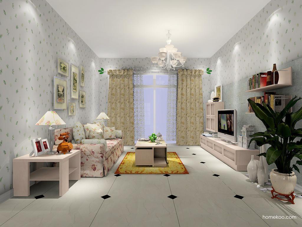 北欧阳光客厅家具D7152