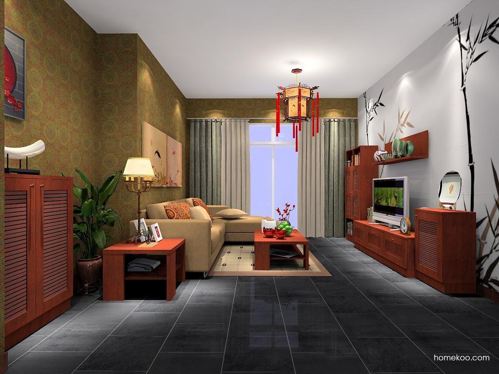 新中式主义客厅家具D7150