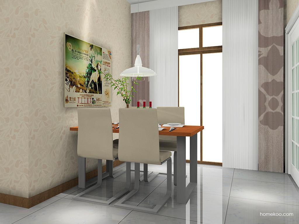 新实用主义餐厅家具E1966