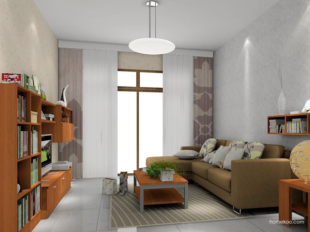 新实用主义客厅家具D7163