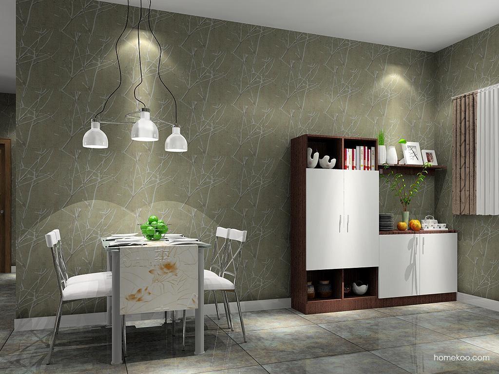 新实用主义餐厅家具E1965