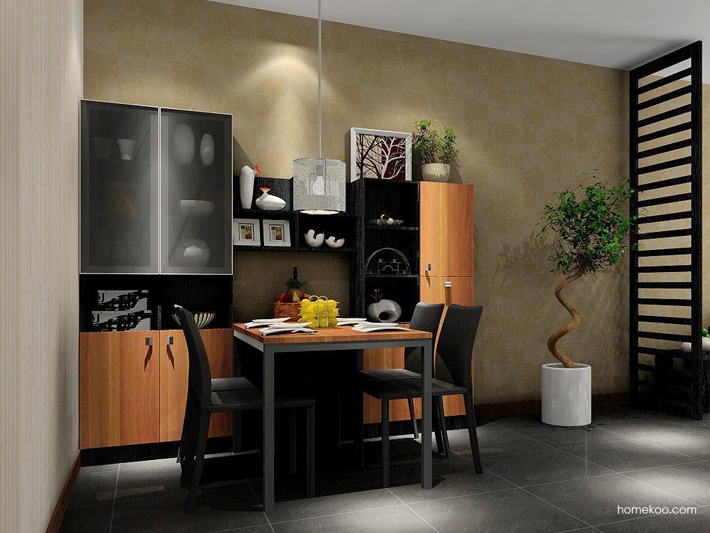 德国森林餐厅家具E1961