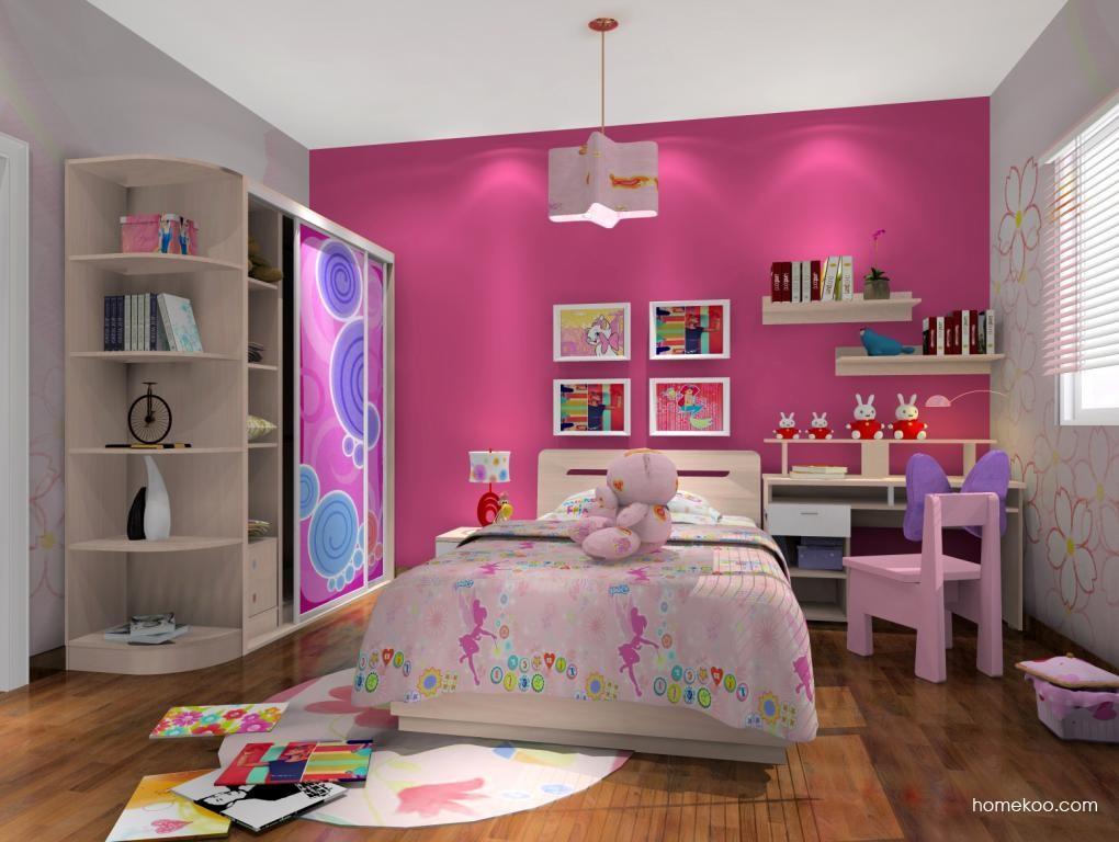 女孩的梦青少年房B7088