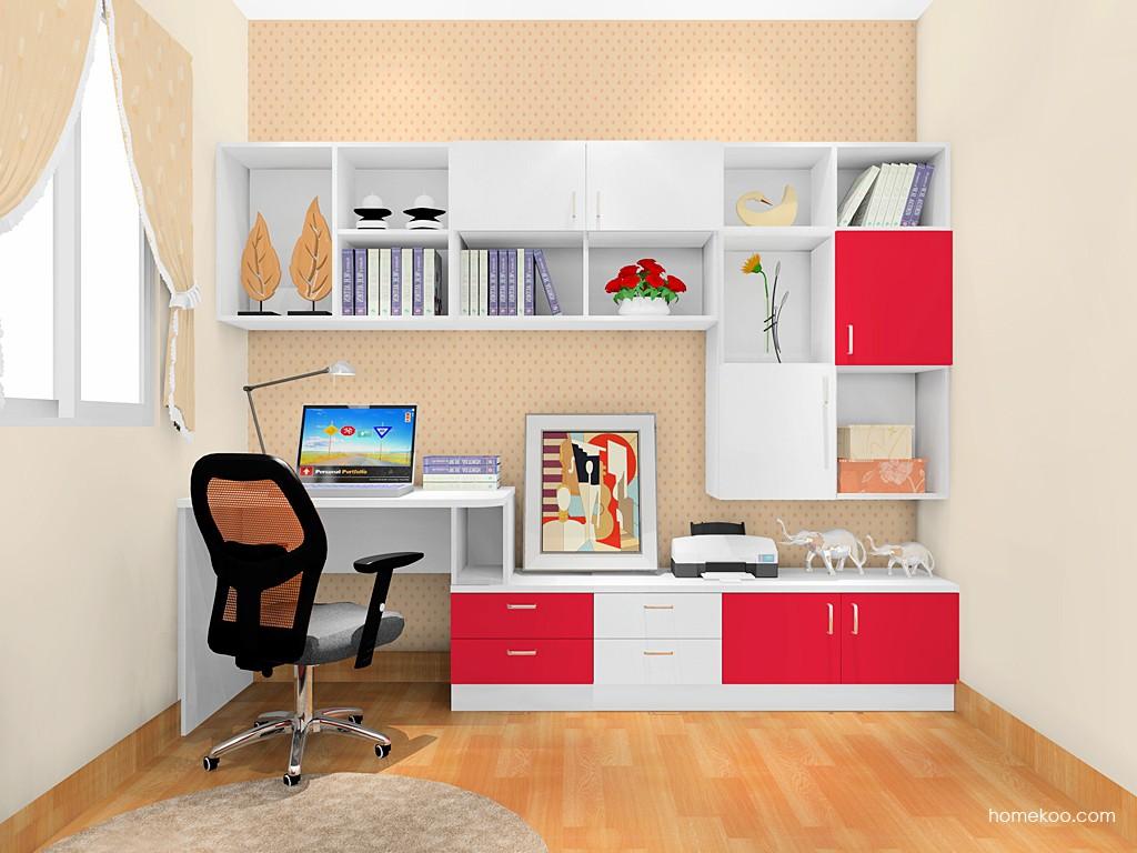 新实用主义书房家具C4469