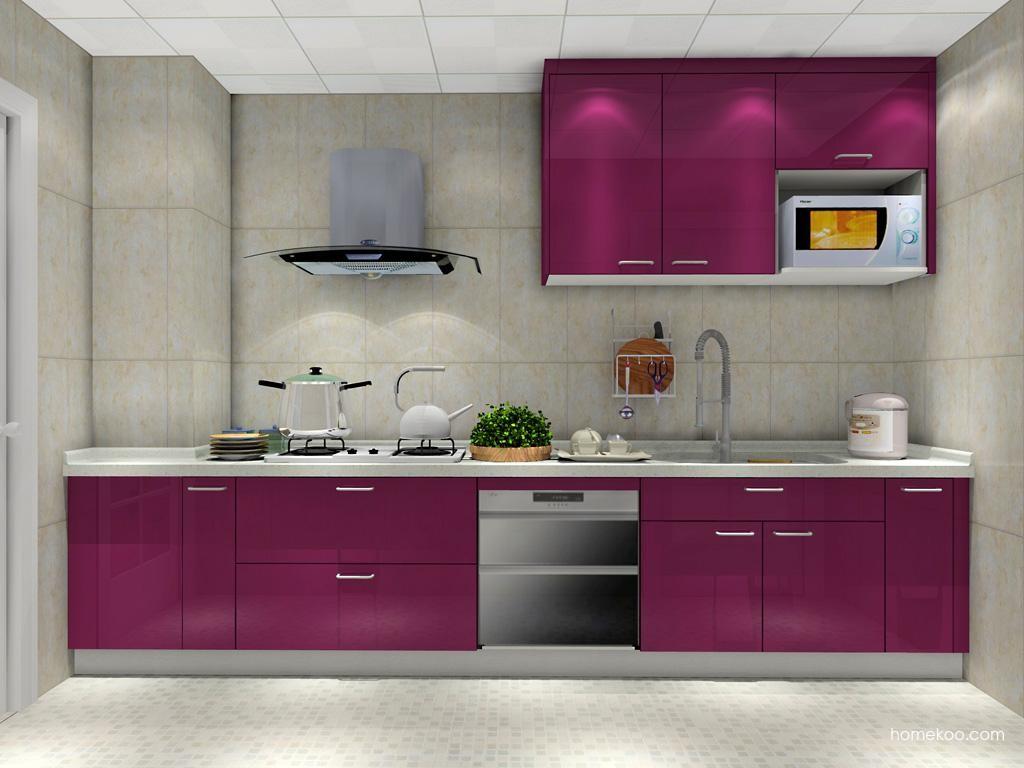 紫晶魅影橱柜F7760