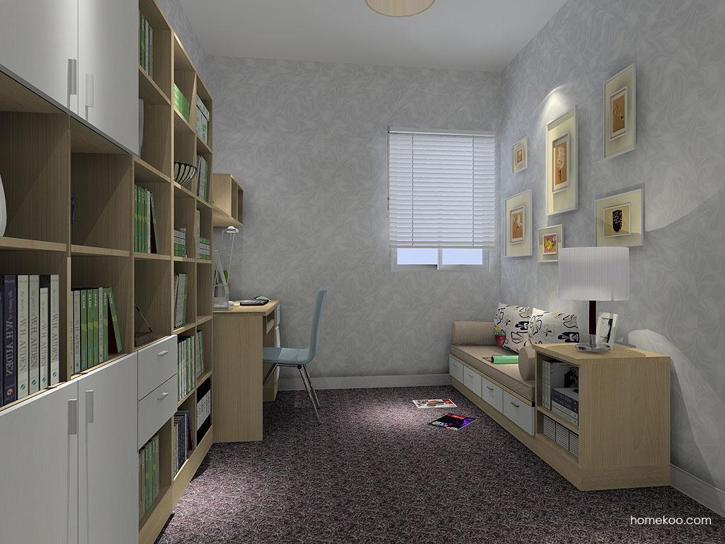 新实用主义书房家具C4476