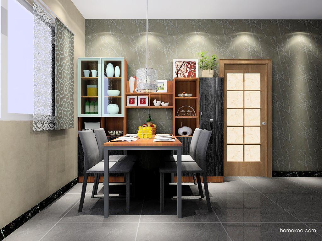 德国森林餐厅家具E1982