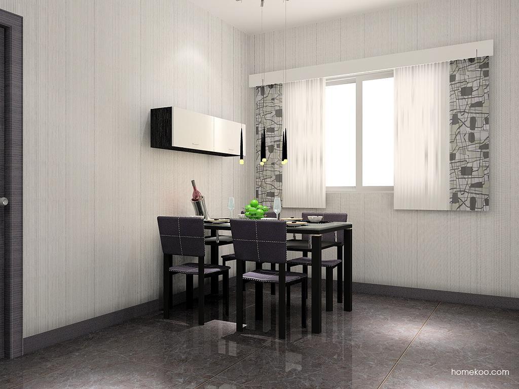 简约主义餐厅家具E1983