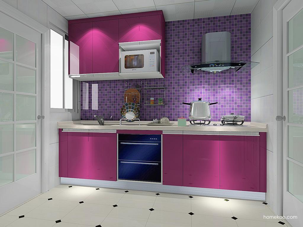 紫晶魅影橱柜F7781
