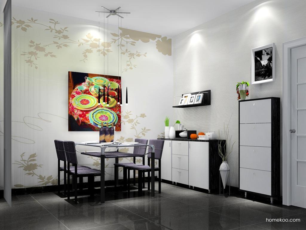 简约主义餐厅家具E1994