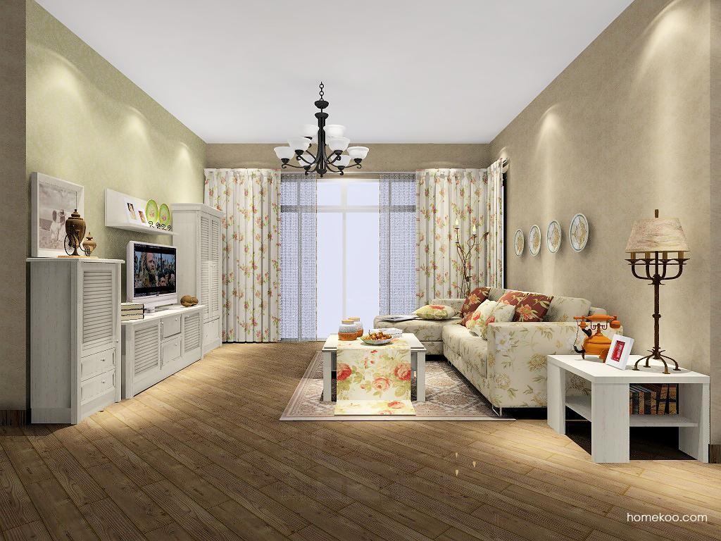 英伦印象客厅家具D7201