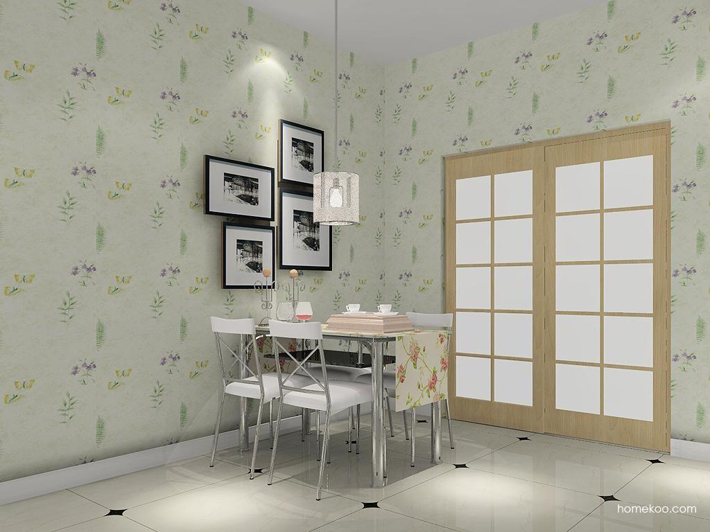 北欧阳光餐厅家具E1997