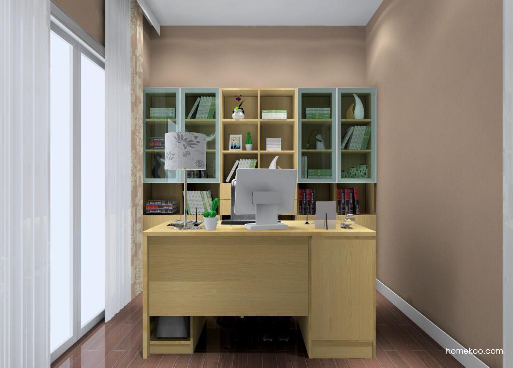 新实用主义书房家具C4498