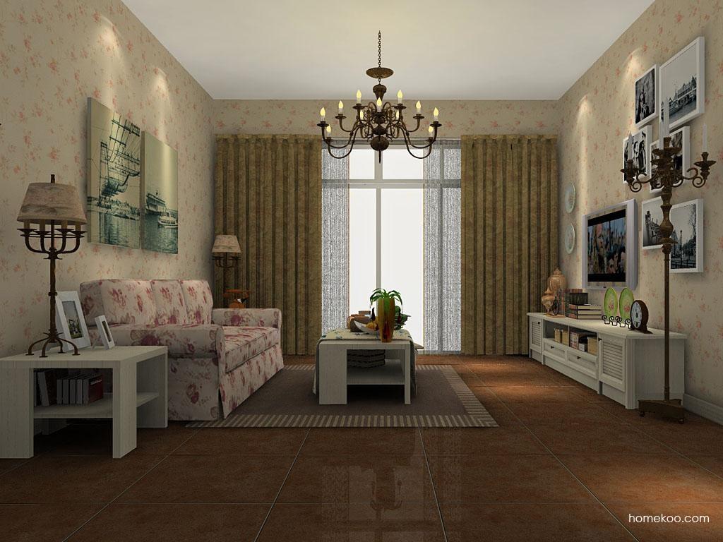 英伦印象客厅家具D7208