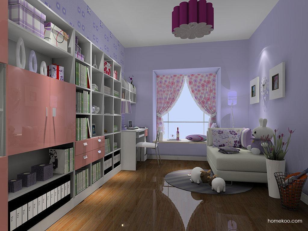 浪漫主义书房家具C4509