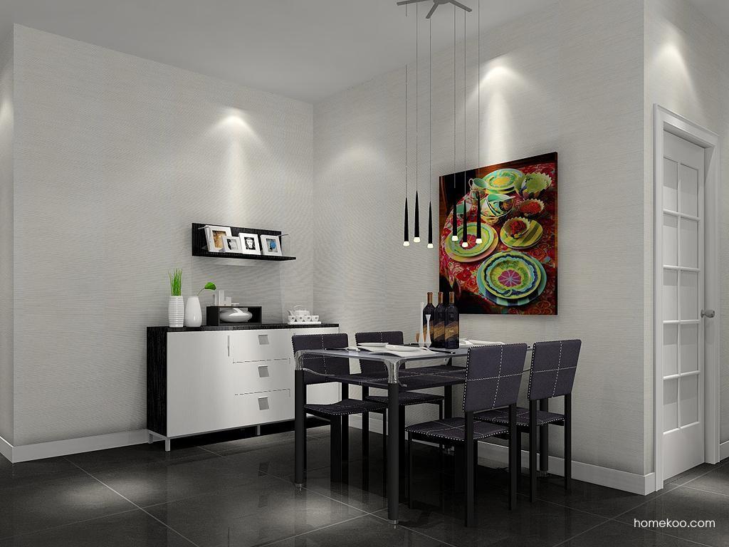 简约主义餐厅家具E2016