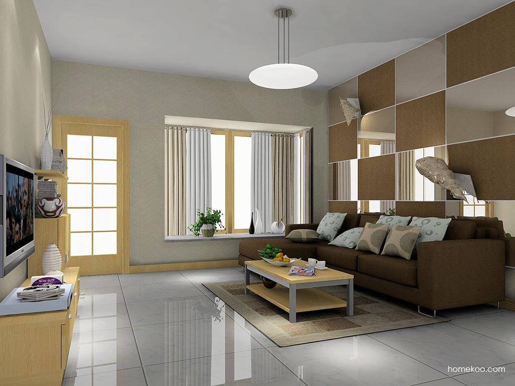 新实用主义客厅家具D7205