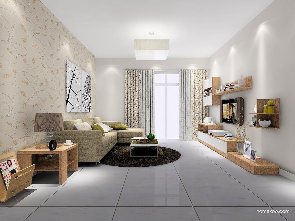 新实用主义客厅家具D7225