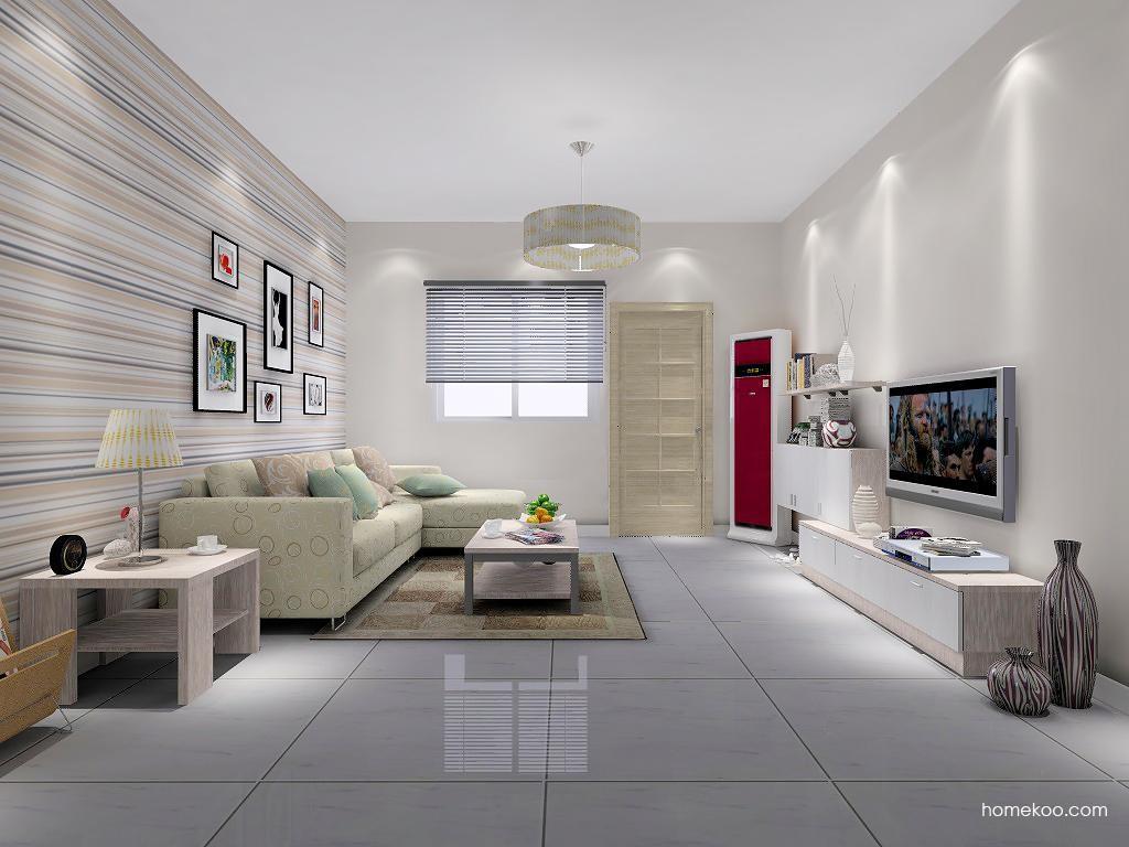 新实用主义客厅家具D7223
