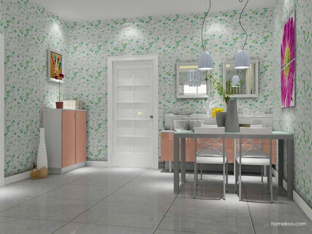 浪漫主义餐厅家具E2034