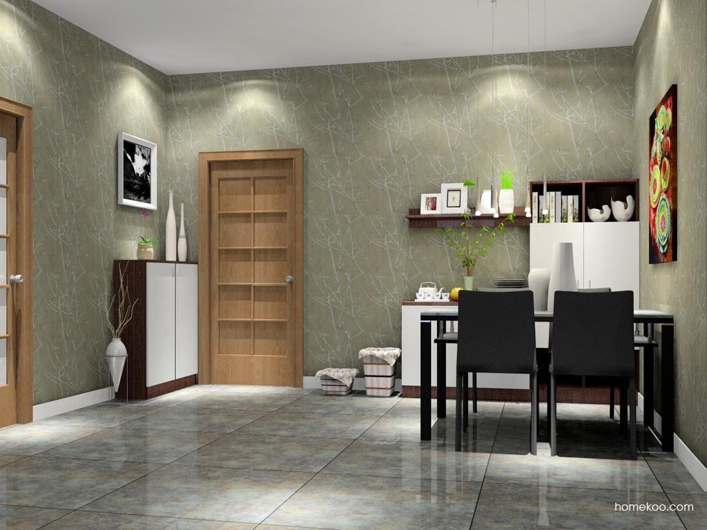 新实用主义餐厅家具E2036