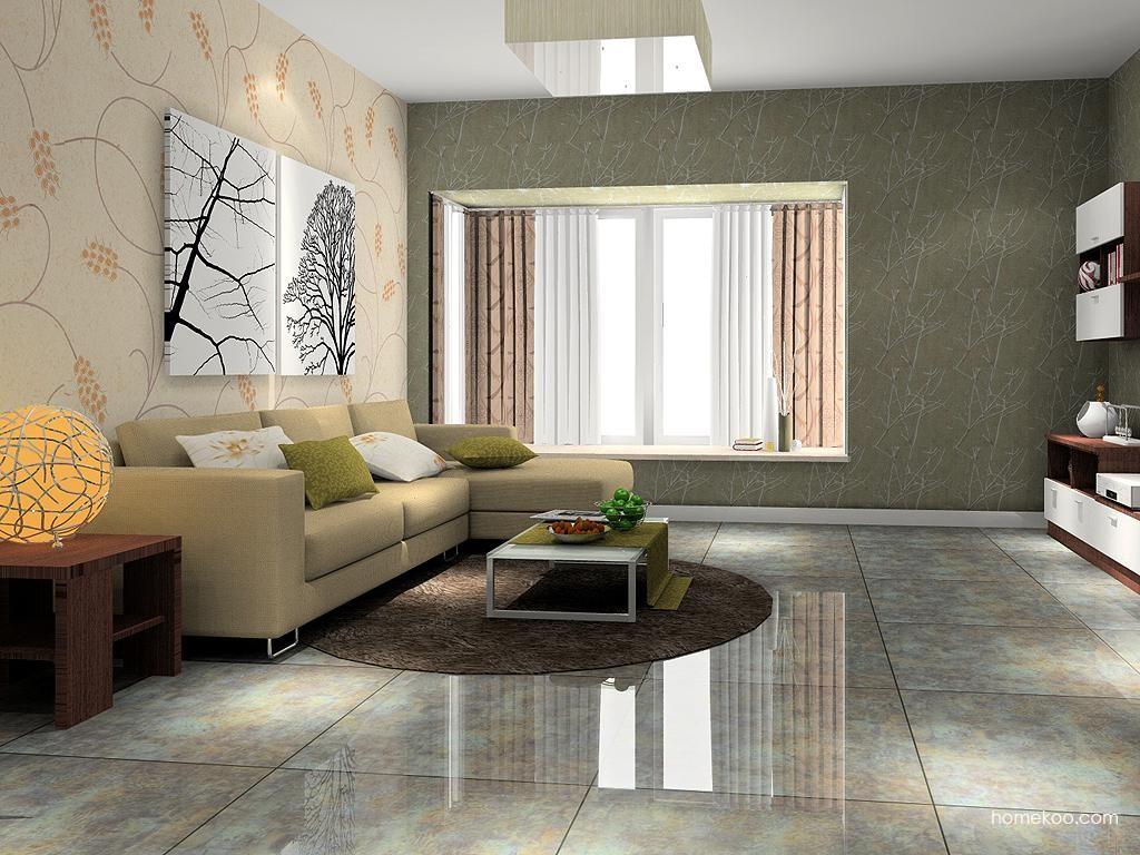 新实用主义客厅家具D7238