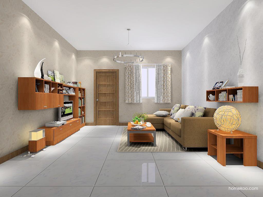 新实用主义客厅家具D7232