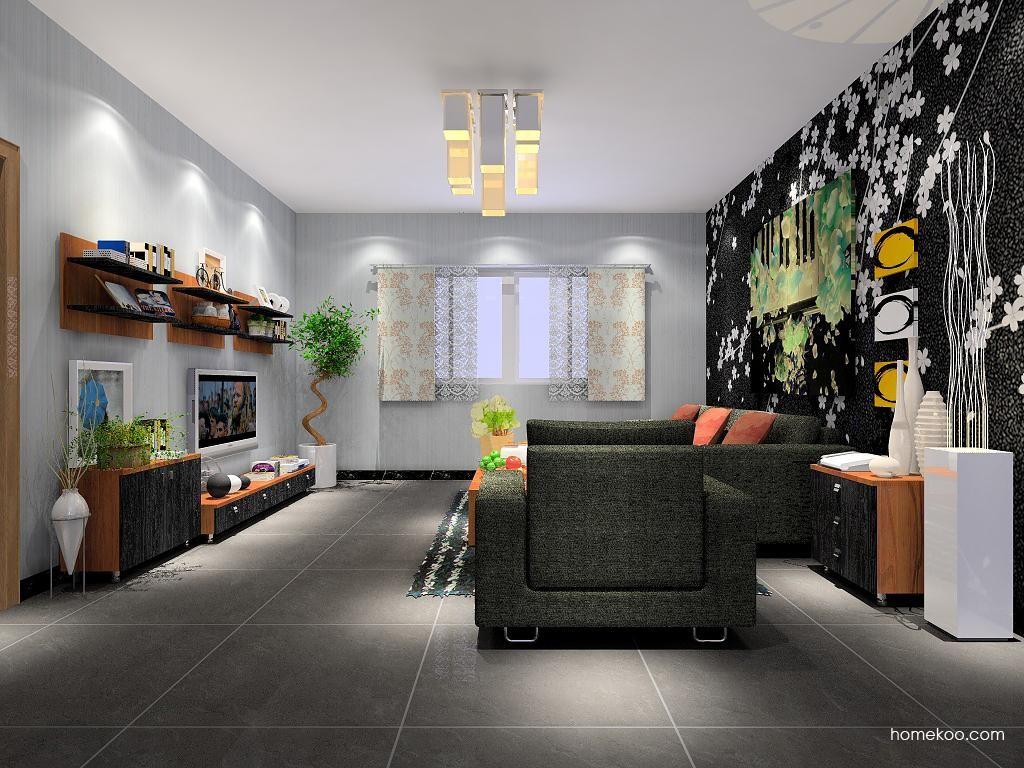 德国森林客厅家具D7249